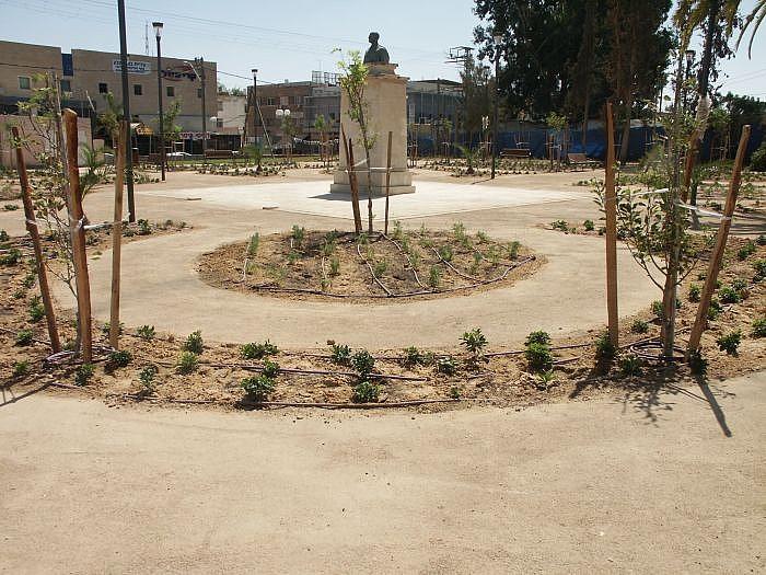 גן אלנבי שבבאר שבע